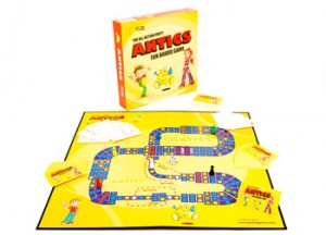 Antics Traditional Board Game