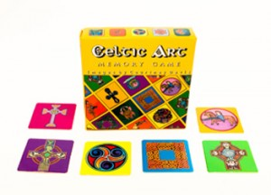 Celtic Art Memory Game