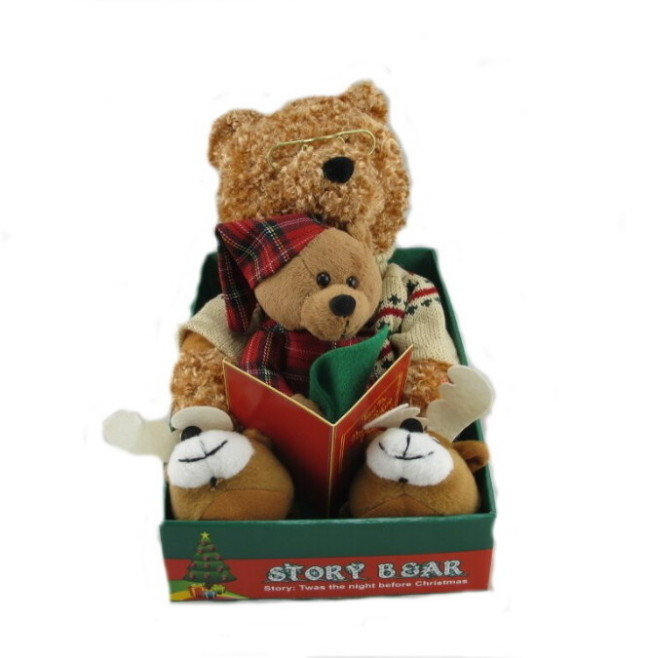 The Christmas Story Bear