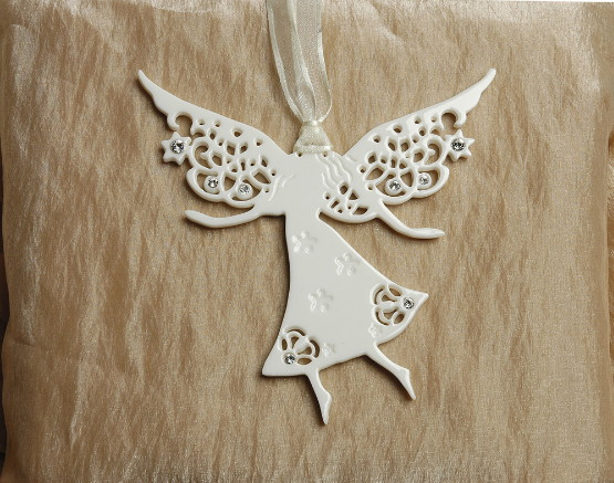 Friendship Angel/Porcelain Decoration