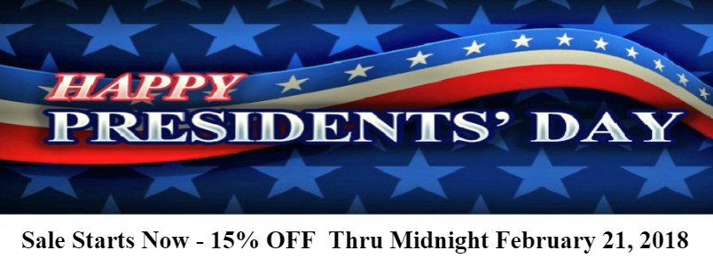 Presidents Sale