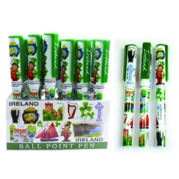Iconic Ireland Ballpens - Pack of 6