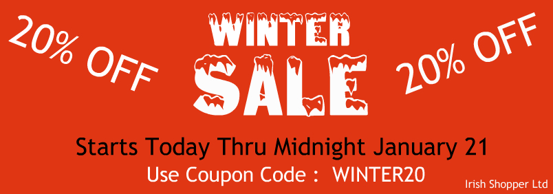 www.scottish-shopper.com Winter Sale Banner