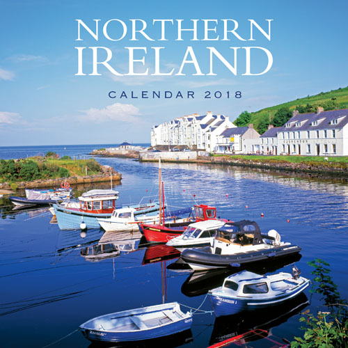 Northern Ireland Calendar 2018