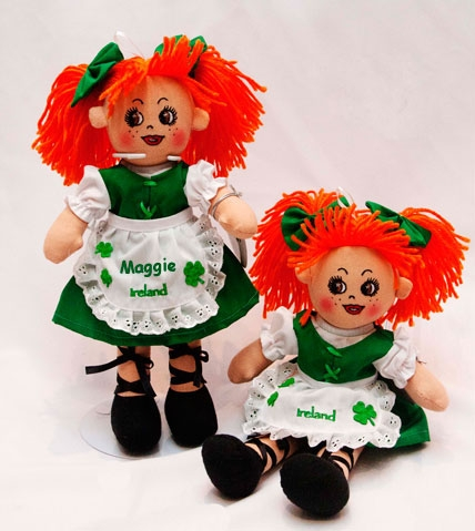 Irish Rag Dolls