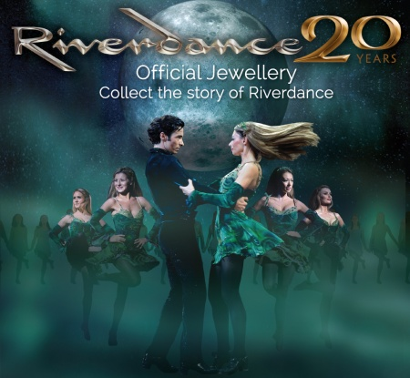 Official Riverdance Jewelry