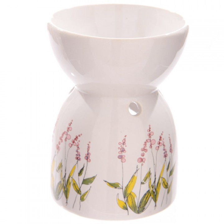 Ceramic Rose Garden Oil Burner
