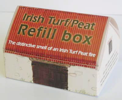 Turf Peat Incense Sods Refill Box