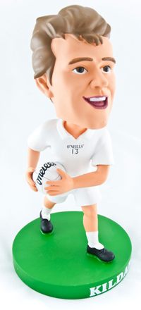 Kildare Gaelic Football Bobblehead Figurine | Irish Sport