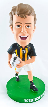 Kilkenny Gaelic Football Bobblehead Figurine | Irish Sport