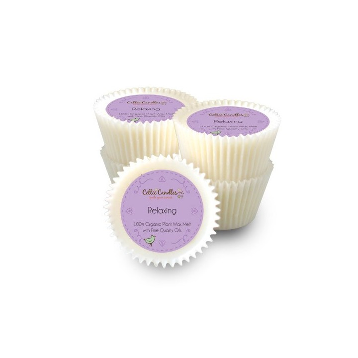 Large Relax Wax Melts - Pack of 5