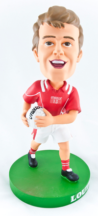 Louth Gaelic Football Bobblehead Figurine | Irish Sport