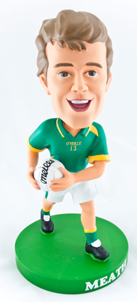 Meath Gaelic Football Bobblehead Figurine | Irish Sport