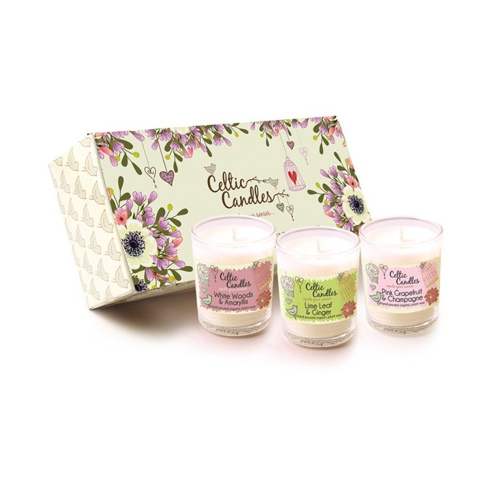 Candle Trio Gift Pack 2